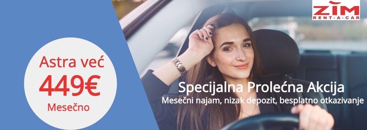 Rent a car Beograd Srbija